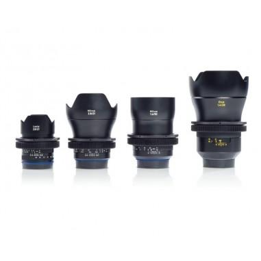 ZEISS Lens Gears On Lenses