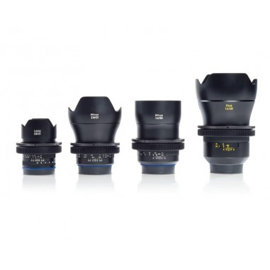 ZEISS Lens Gears On Lenses
