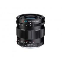 Voigtlander 50mm f2 Apo-Lanthar Aspherical E-Mount Lens