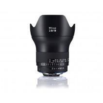 Zeiss-Zeiss 18mm f2.8 Milvus SLR Lens Nikon ZF.2 Fit