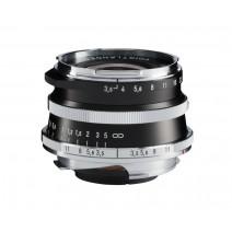 Voigtländer-Voigtlander 21mm f3.5 VM ASPH Vintage Line Color-Skopar Silver Lens