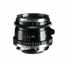 Voigtländer-Voigtlander 28mm f2 VM Ultron Vintage Line ASPH Type II Lens Black