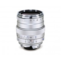 Zeiss-Zeiss 35mm f1.4 Distagon T* Wide Angle Lens ZM Bayonet Silver