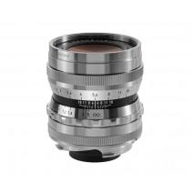 Voigtländer-Voigtlander 35mm f1.7 VM ASPH Vintage Line Ultron Silver Lens