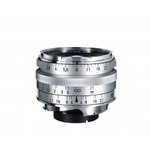 Zeiss-Zeiss 35mm f2.8 C-Biogon T* Wide Angle Lens ZM Bayonet Silver