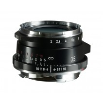 Voigtländer-Voigtlander 35mm f2 VM ASPH ULTRON Vintage Line Type II Black Lens