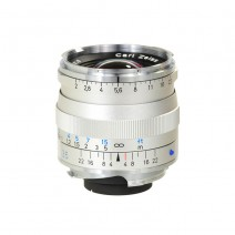 Zeiss-Zeiss 35mm f2 Biogon T* Wide Angle Lens ZM Bayonet Silver
