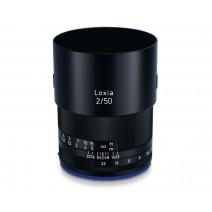 Zeiss-Zeiss 50mm f2.8 Touit Makro Sony E Fit Lens