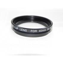 Voigtländer-Voigtlander 40mm f2 Close Up Lens