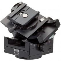 Arca Swiss Tripod Heads-Arca Swiss C1 Cube Head with MonoballFix Device and Leather Case
