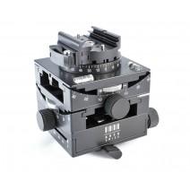 Arca Swiss Tripod Heads-Arca Swiss C1 Cube Head with Quickset Fliplock Device and Leather Case