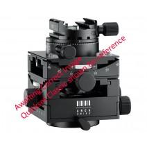 Arca Swiss Tripod Heads-Arca Swiss C1 Cube Head with Geared Panning and Quickset FlipLock Device