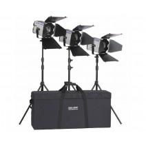 Hedler-Hedler Profilux LED 1000 3 Head Lighting Kit