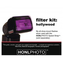 Honl Photo-Honl Photo Hollywood Filter Kit (Gel) Kit