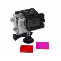 LEE Filters-LEE Filters Bug System Underwater Kit for GoPro Hero 3