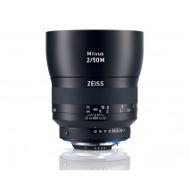 Zeiss-Zeiss 50mm f2M Milvus SLR Macro Lens Nikon ZF.2 Fit