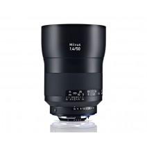 Zeiss-Zeiss 50mm f1.4 Milvus Standard SLR Lens Canon ZE Fit