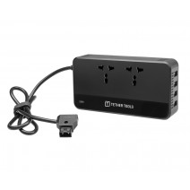 Tether Tools-TetherTools ONsite DTap to AC Power Supply 220 V UK & EU version