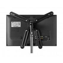 Tether Tools-TetherTools VADPT09 Rock Solid Non-VESA Monitor Mount Adaptor Arms