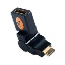 Tether Tools-TetherTools TPHDC360 TetherPro HDMI Mini Swivel Adapter