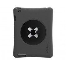 Tether Tools-TetherTools WPR1BLK Wallee Pro Bumper for iPad 2, 3 & 4 Black
