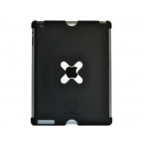 Tether Tools-TetherTools WSC3BLK Wallee X-Lock Case for iPad 3 or 4 Black