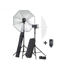 Elinchrom-Elinchrom D-Lite RX 2/2 Umbrella To Go Set 20838.2