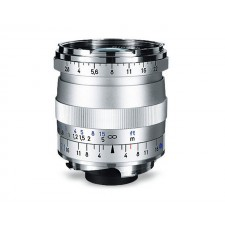 Zeiss-Zeiss 21mm f2.8 Biogon T* Wide Angle Lens ZM Bayonet Silver