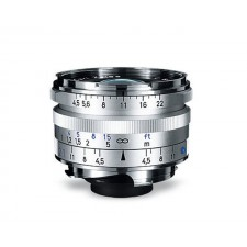 Zeiss-Zeiss 21mm f4.5 C-Biogon T* Wide Angle Lens ZM Bayonet Silver