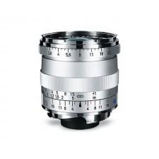 Zeiss-Zeiss 25mm f2.8 Biogon T* Wide Angle Lens ZM Bayonet Silver