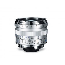 Zeiss-Zeiss 28mm f2.8 Biogon T* Wide Angle Lens ZM Bayonet Silver