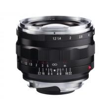 Voigtländer-Voigtlander 40mm f1.2 Nokton Aspherical VM Lens