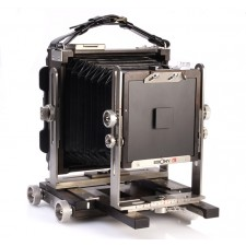 Ebony-Ebony 45S 5x4 Large Format Non-Folding Camera
