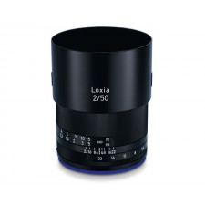 Zeiss-Zeiss 50mm f2.8 Touit Makro Sony E Fit Lens