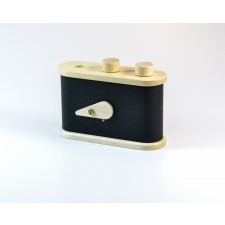 LEROUGE-LEROUGE 66 Pinhole Camera Black