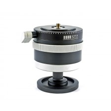 "Arca Swiss Tripod Heads-Arca Swiss Monoball Ball and Socket P0 with 1/4"" & 3/8"" Threaded Disk"