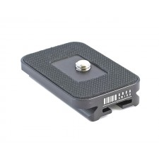 Arca Swiss Tripod Heads-Arca Swiss MonoballFix Quick Release Camera Plate 48 (Universal)