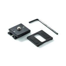 Arca Swiss Tripod Heads-Arca Swiss MonoballFix VarioKit Compact Quick Release Camera Plate