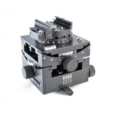 Arca Swiss Tripod Heads-Arca Swiss C1 Cube Head with Quickset Fliplock Device