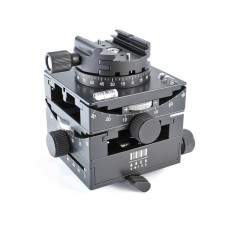 Arca Swiss Tripod Heads-Arca Swiss C1 Cube Head with Quickset Classic Device and Leather Case