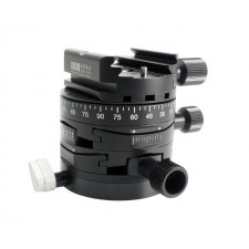 Arca Swiss Tripod Heads-Arca Swiss L60 Leveller Conversion with Quickset Classic Device