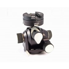 Arca Swiss Tripod Heads-Arca Swiss D4 Geared Tripod Head with MonoballFix Device