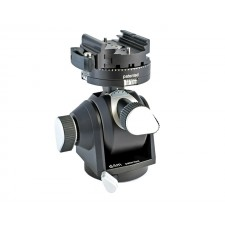 Arca Swiss Tripod Heads-Arca Swiss D4m Manual Tripod Head with Quickset Fliplock Device