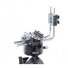 Arca Swiss Tripod Heads-Arca Swiss L-Bracket Dual-Base Quickset Fliplock