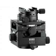 Arca Swiss Tripod Heads-Arca Swiss C1 Cube Head with Geared Panning and Quickset Classic Device