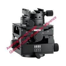 Arca Swiss Tripod Heads-Arca Swiss C1 Cube Head with Geared Panning and Quickset FlipLock Device