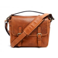 Ona-Ona Berlin II Messenger Bag - Vintage Bourbon