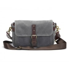 Ona-Ona Bowery Shoulder Bag - Smoke Canvas