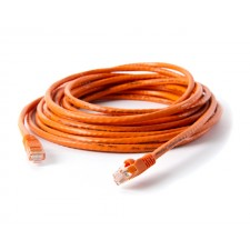 Tether Tools-TetherTools CAT50-ORG TetherPro Cat6 550MHz UTP Network Cable 50' (15.25m)