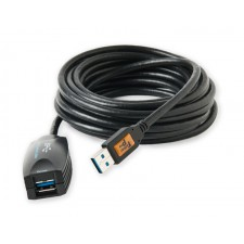 Tether Tools-TetherTools CU3016 TetherPro USB 3.0 SuperSpeed 16' (5m) Active Extension Cable